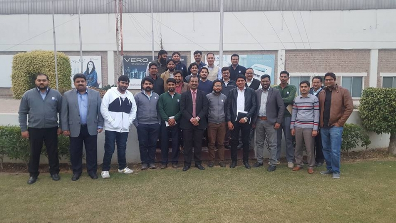 Excel Intermediate with DWP at Lahore