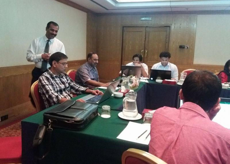 Excel Dashboard Public Session at MovenPick Hotel Karachi