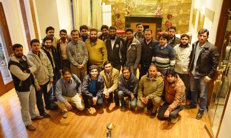 Excel Intermediate with Engro at Multan