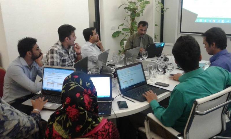 Advanced Excel Public Session at MovenPick Karachi