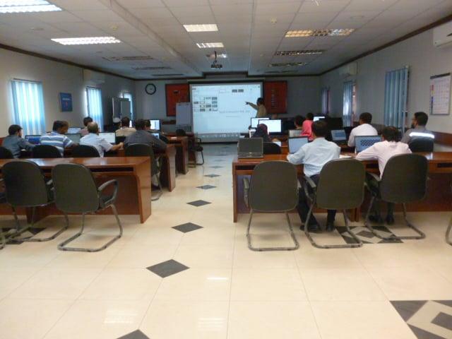 MS Office at PRL Karachi