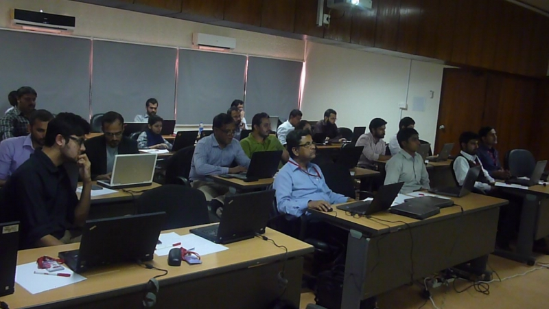 Excel with TCS Karachi