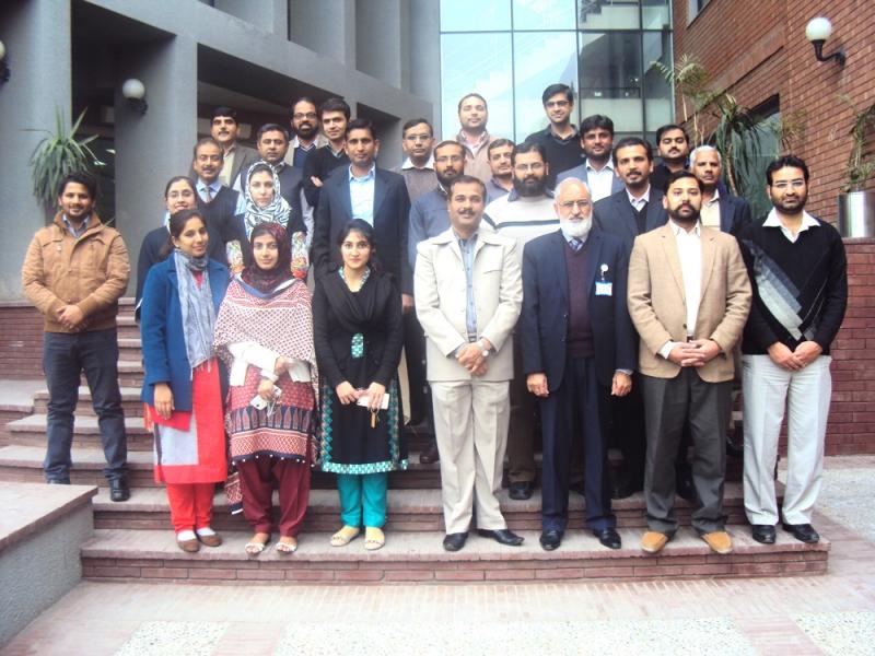 Excel Advanced at Descon Lahore