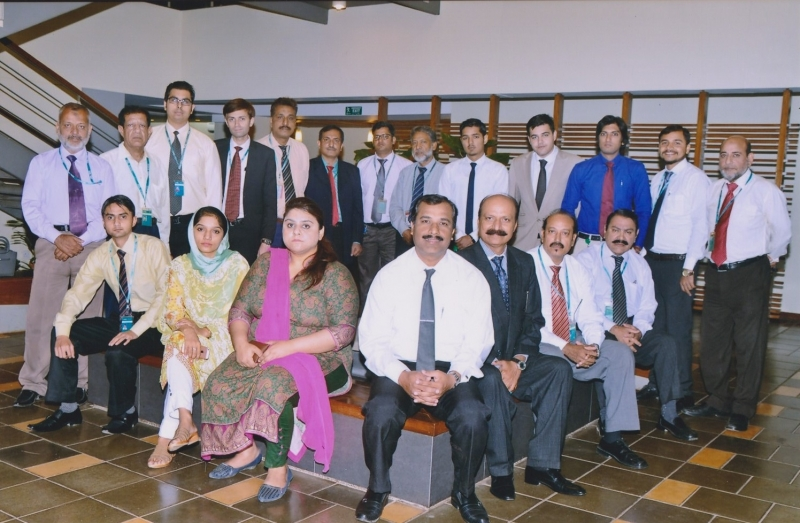 Excel with HBL Karachi