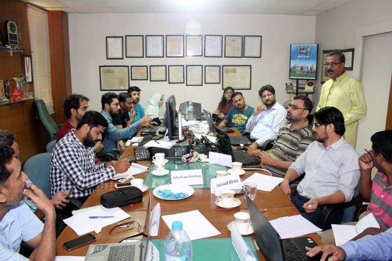 Excel Macro with Matco Foods Limited Karachi
