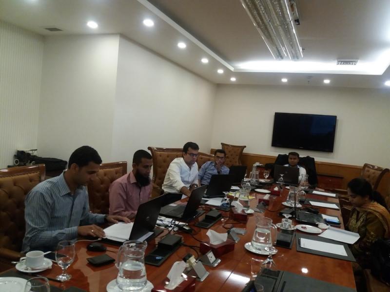 Excel Dashboard – Public Session at MovenPick Hotel Karachi