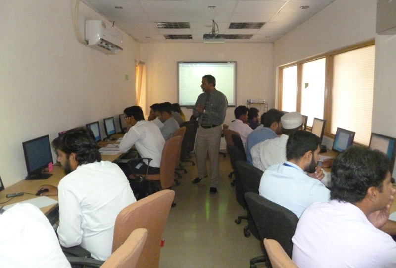 Excel Intermediate with UBL at Karachi