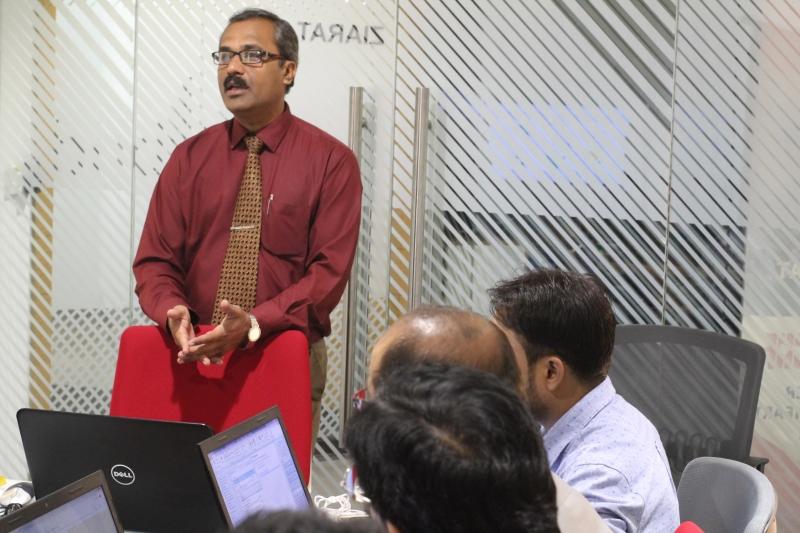 Power BI with Sybrid Karachi