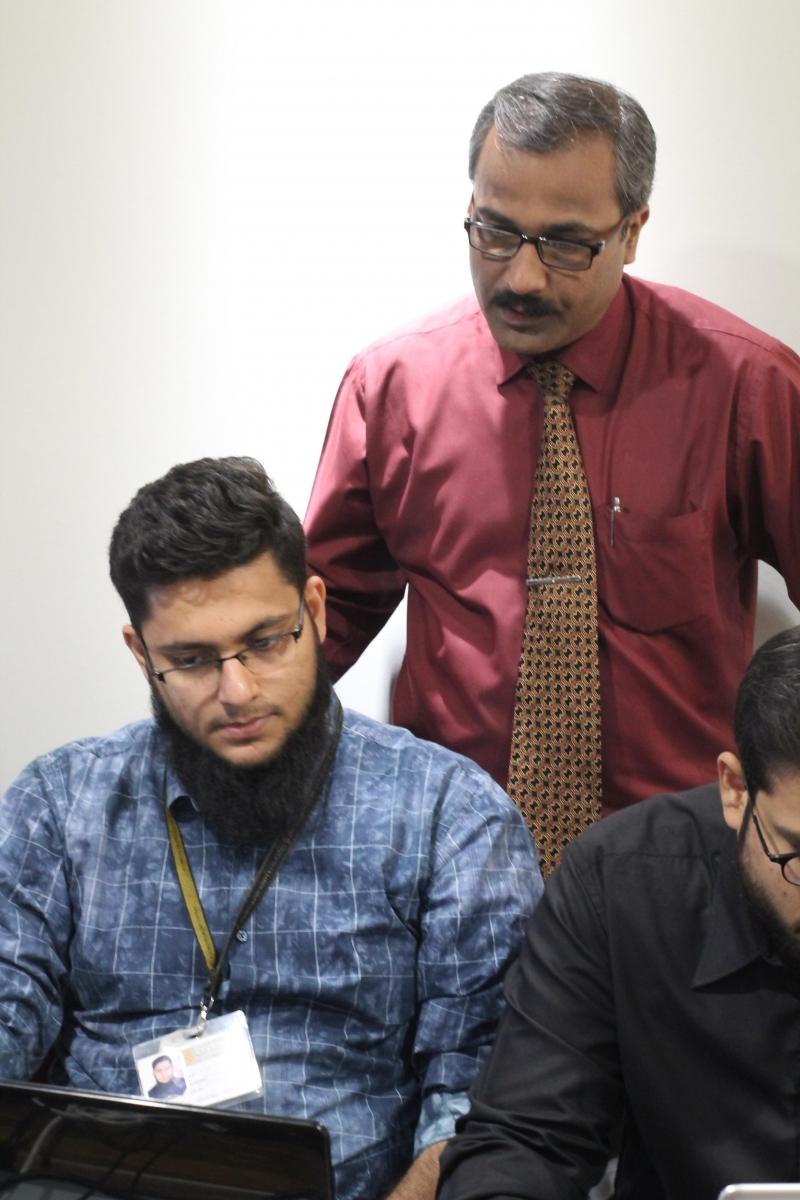 Power BI at Sybrid Karachi