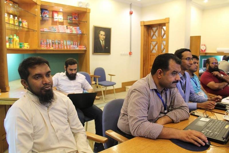 Lakson Group Participants