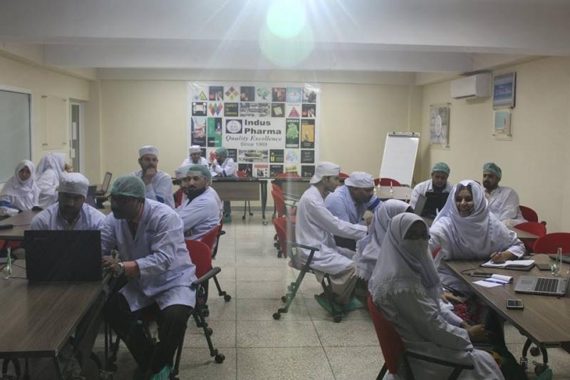 Indus Pharma Participants