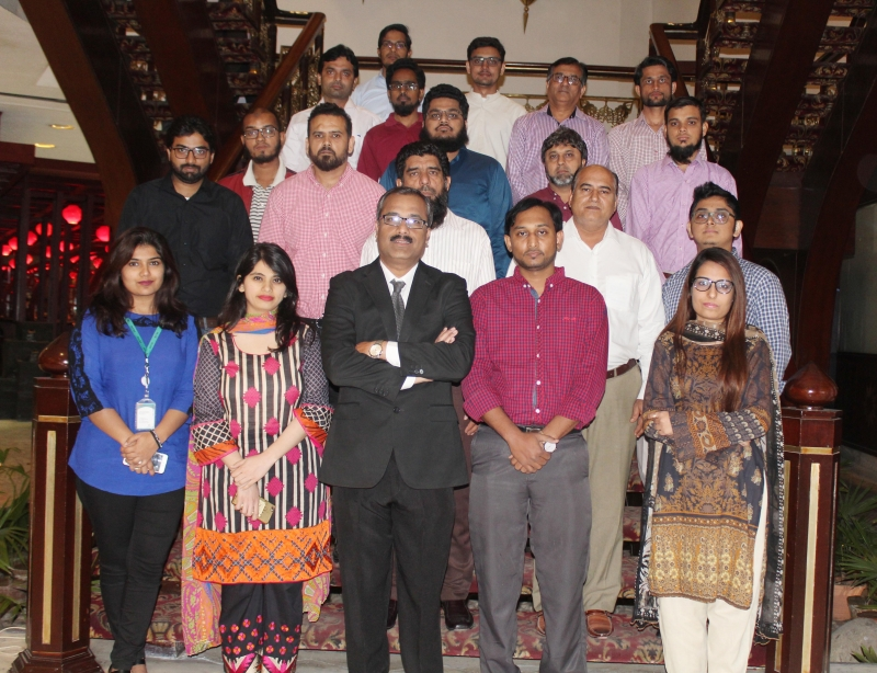 Power BI at Movenpick Hotel Karachi