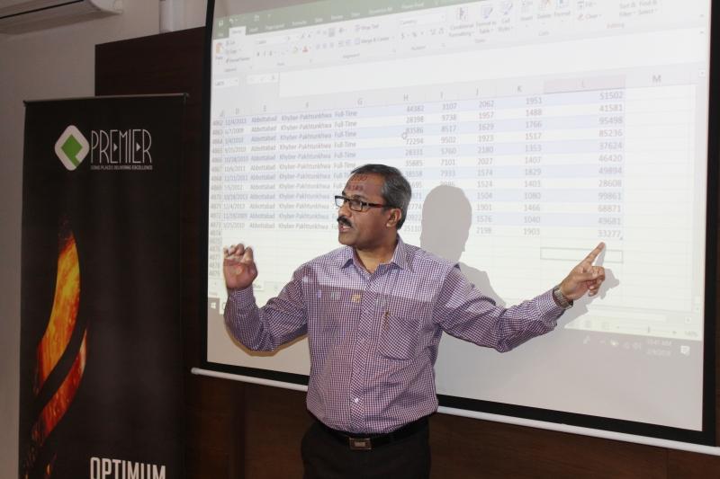 Premier Group Excel