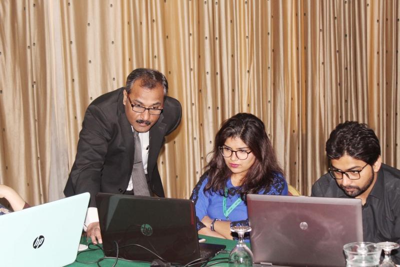 Power BI including DAX & Query at Movenpick Hotel Karachi