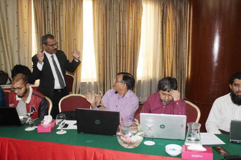 Power BI Training at Movenpick Hotel Karachi