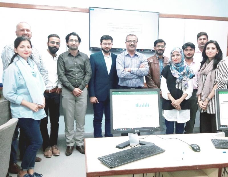 Bonanza Pakistan Excel