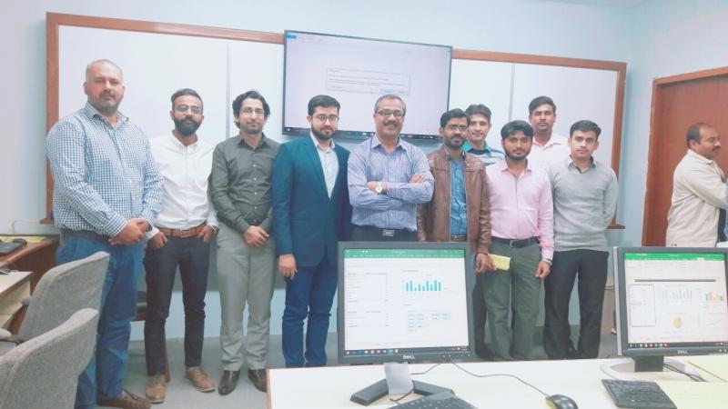Excel Advanced with Bonanza Pakistan